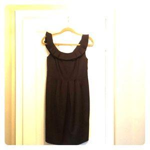 Chocolate Brown Shoshanna Dress, Size 6